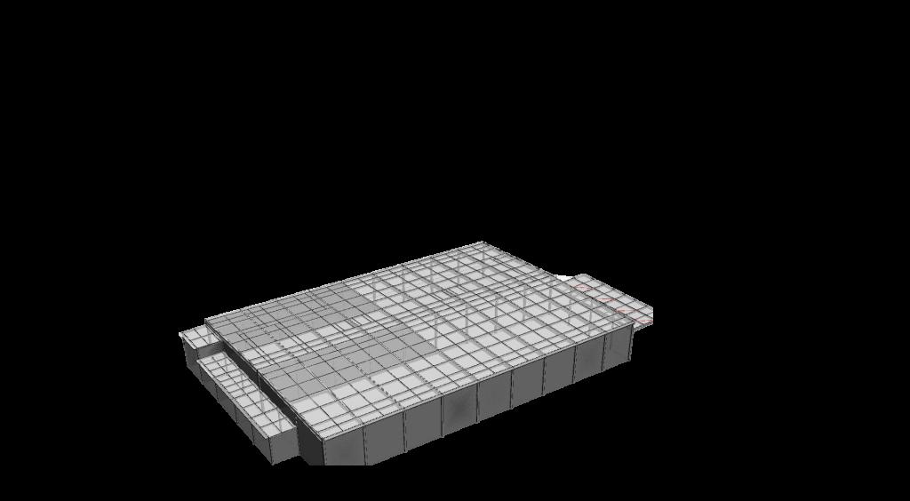【実績紹介】大スパン鉄骨造、短納期、構造設計