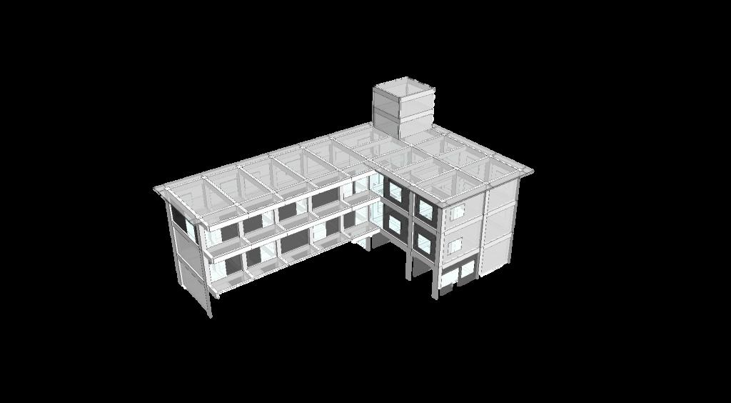 【実績紹介】耐震診断 RC造 3階建て